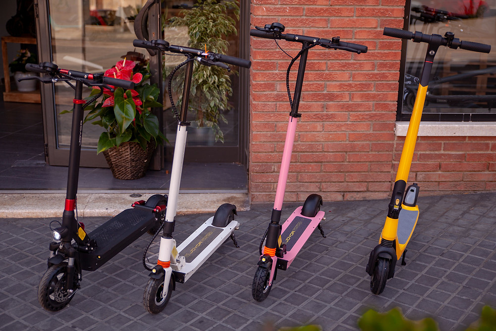Joyor Electric Scooter maintenance and storage during winter
