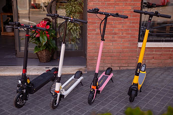 patinete_eléctrico_Joyor_electric_scoot