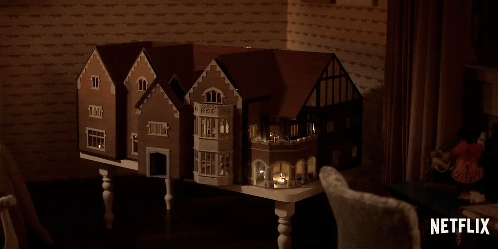 Haunting of Bly Manor, Haunting, Scary, TV Shows, Halloween, TV Show Commentary, Ghosts, Netflix Originals, Horror Genre, Horror, Dolls, Doll House, Creepy