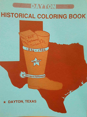 Historical Places Coloring Book
