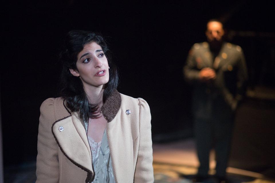 Peron's Mistress in Evita