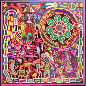 Indigenous Science:  With the Mazatec, Huichol and Maya of Mexico.