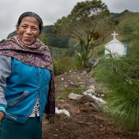 Please, Urgent Help for Julia, Mazatec Medicine Woman