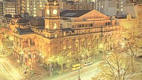 Melbourne Town Hall Singing Recital