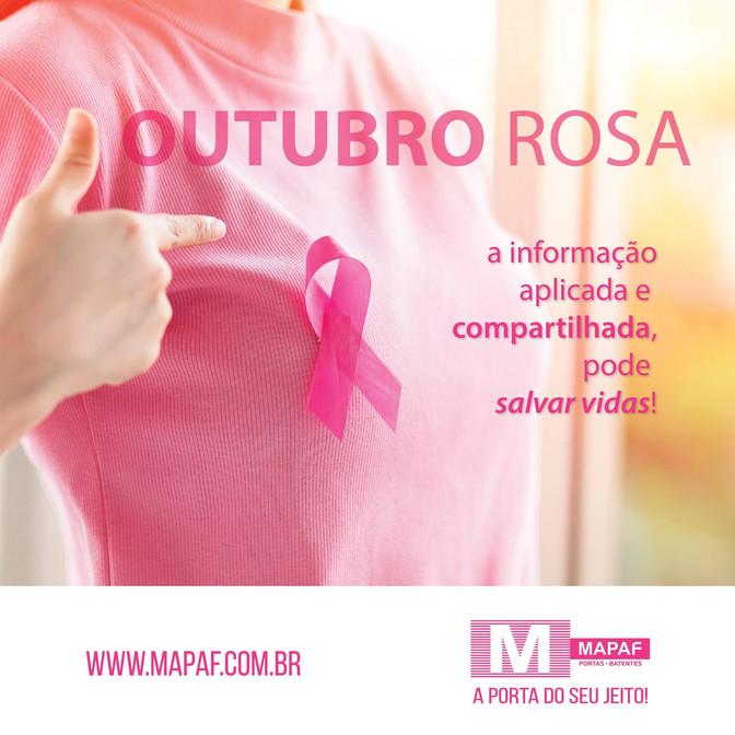 Participe do Outubro Rosa!