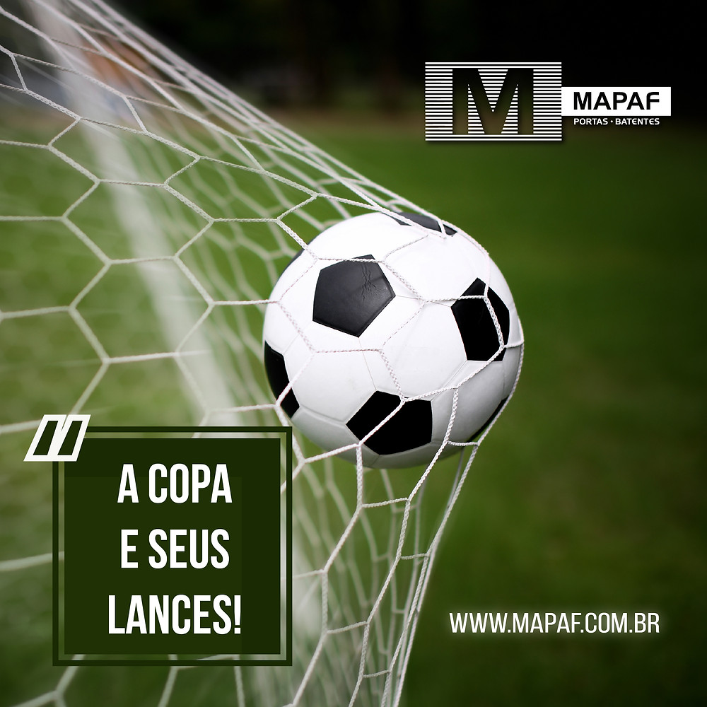 Futebol, a Copa e seus lances!