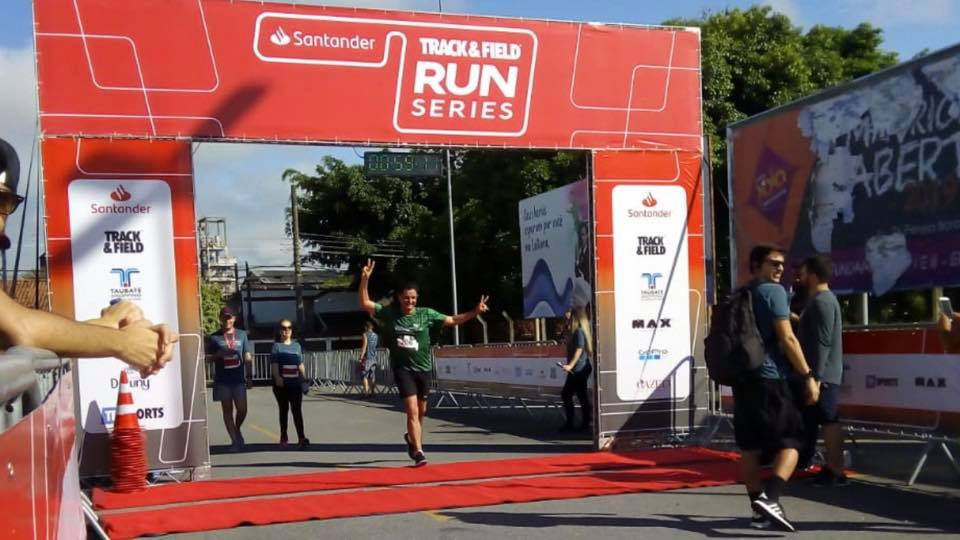 Corrida Track&Field Run Series - Taubaté