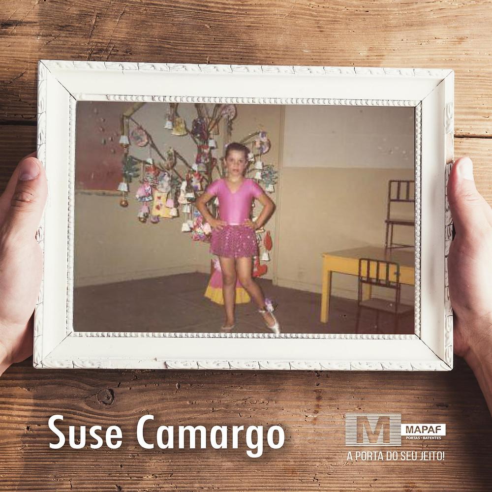 Suse Camargo - Ganhadora da promoção MAPAF!
