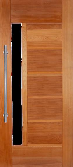 Porta BBB Vidro Lateral MAPAF