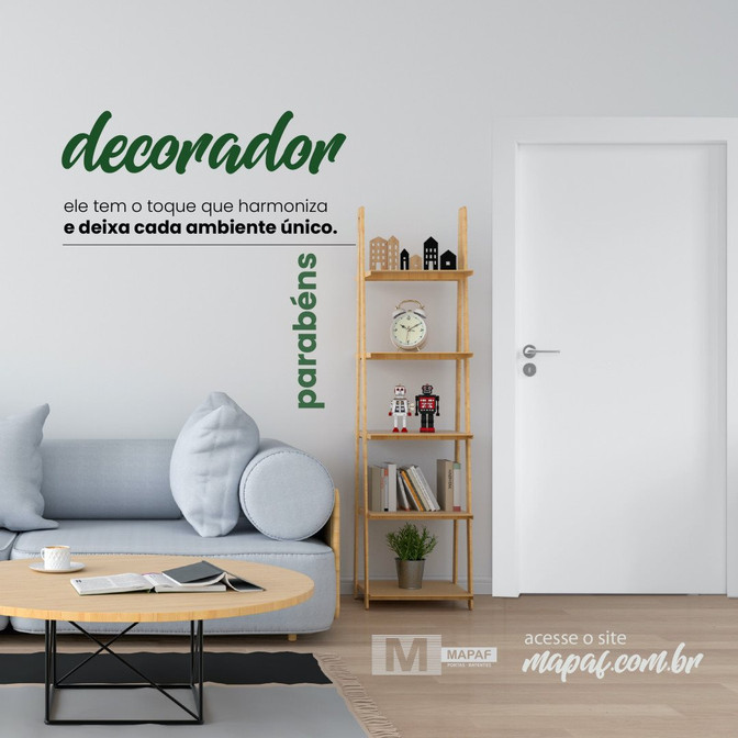 Dia do Decorador