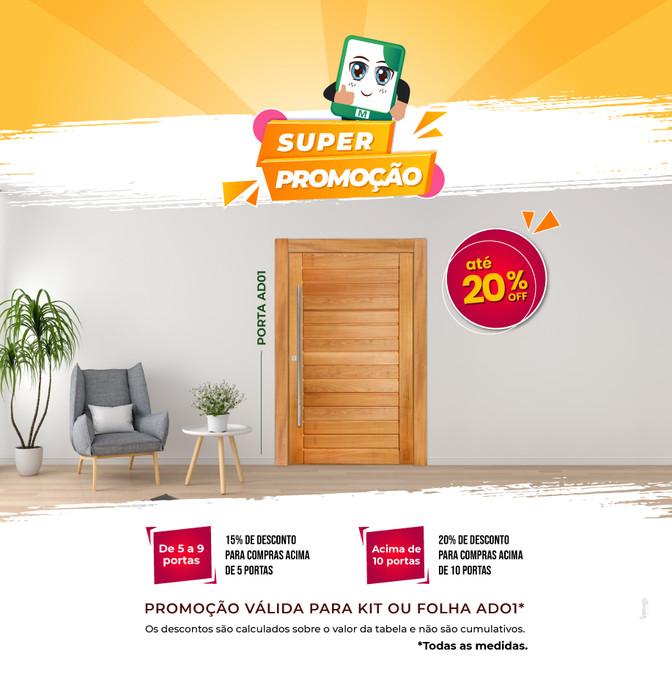 Super Promoção MAPAF | Exclusiva para revendedores - PORTA MAPAF AD01