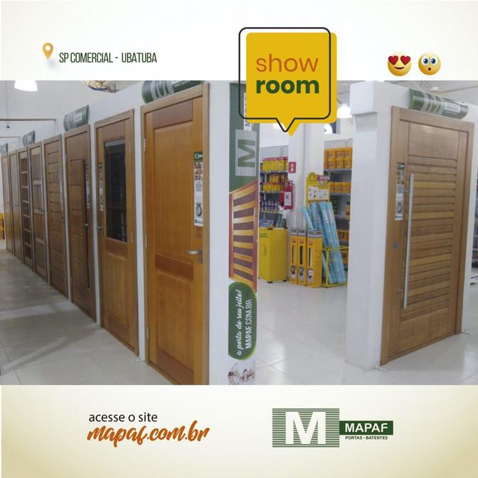 Show room SP Comercial - Ubatuba/SP