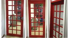 Projetos especiais exigem portas customizadas