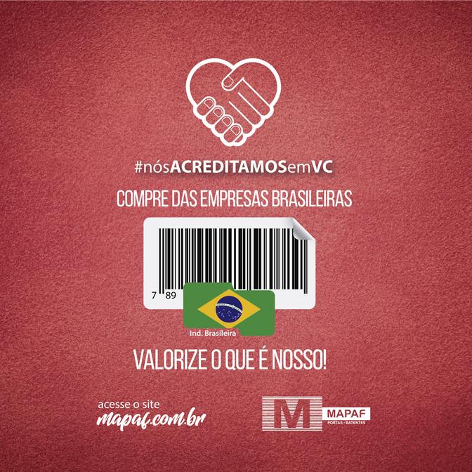 Compre de Empresas Brasileiras! 🇧🇷