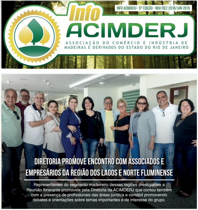 MAPAF GANHA PRÊMIO DESTAQUE EMPRESARIAL 2018 NO RIO DE JANEIRO!
