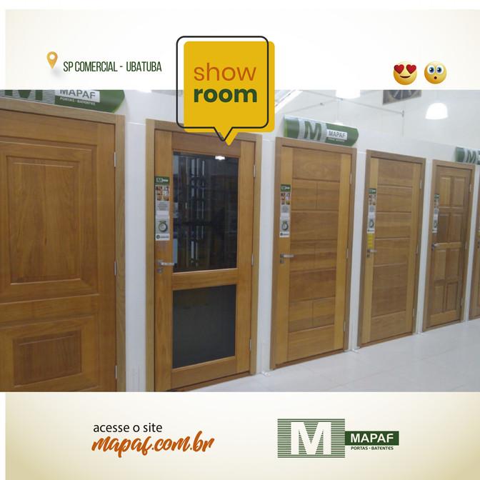 Show Room SP Comercial de Ubatuba/SP