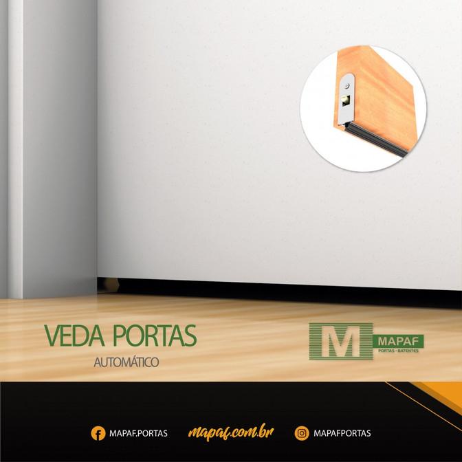 VEDA PORTAS AUTOMÁTICO PARA PORTAS DE MADEIRA, METAL E PVC.
