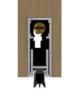 Veda Porta Automático