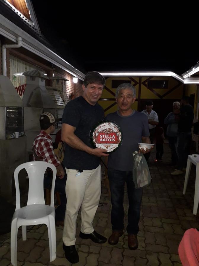 ACONTECEU EM COMEMORAÇÃO AO DIA DO MARCENEIRO E CARPINTEIRO!