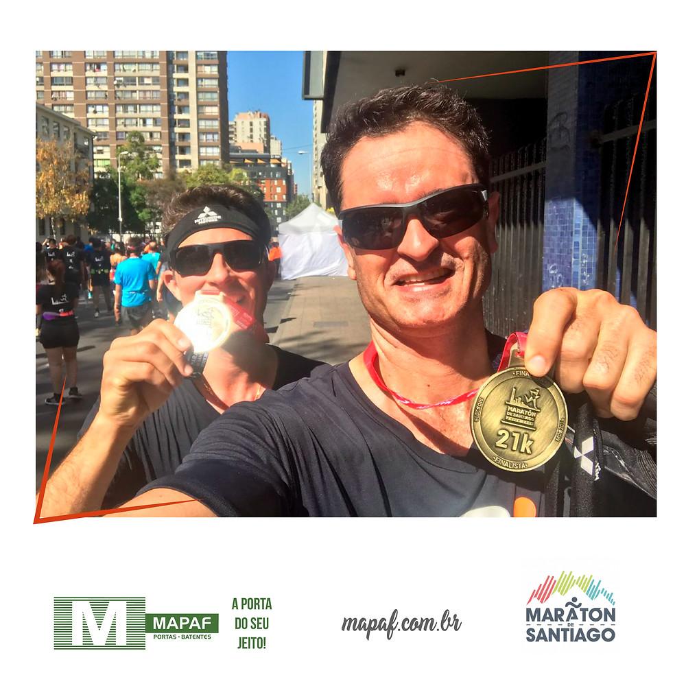 Tim Lopes - 21km