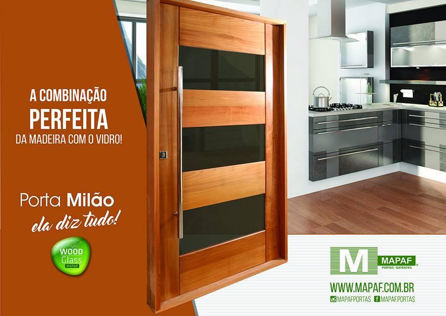 Porta Milão MAPAF
