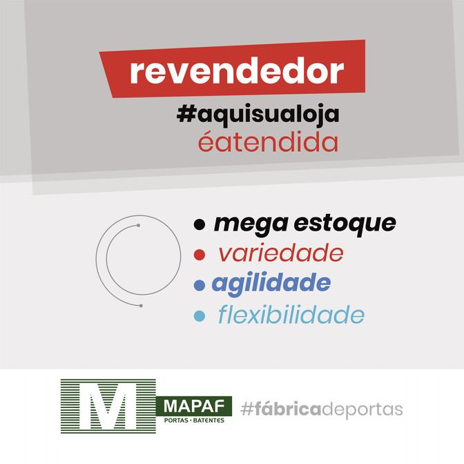 Revendedor #aquisualojaéatendida