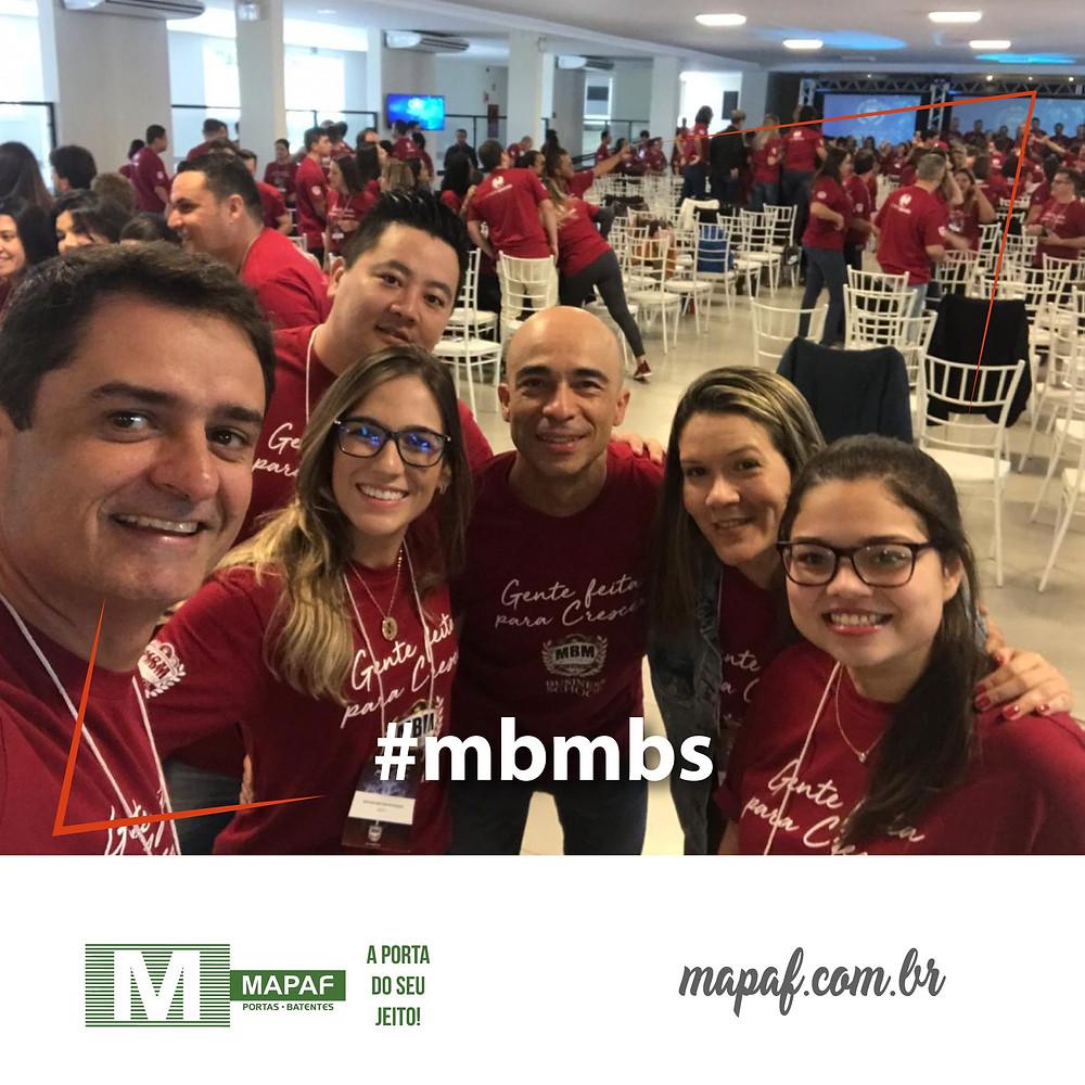 Equipe MAPAF Portas em treinamento #mbmbs