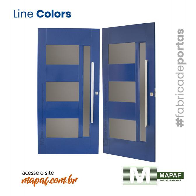 Line Colors MAPAF Cores que seguem a tendência do seu jeito!
