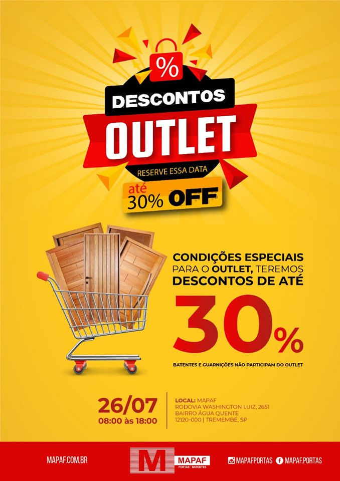 OUTLET MAPAF