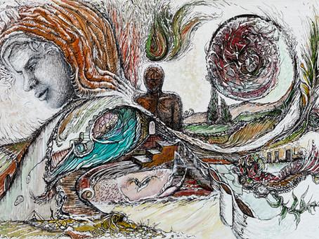 צילום עבודות אמנות לאמנית הדר שמואלוב