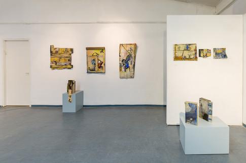מתוך התערוכה ״מקופלת״ של נעמי פארן