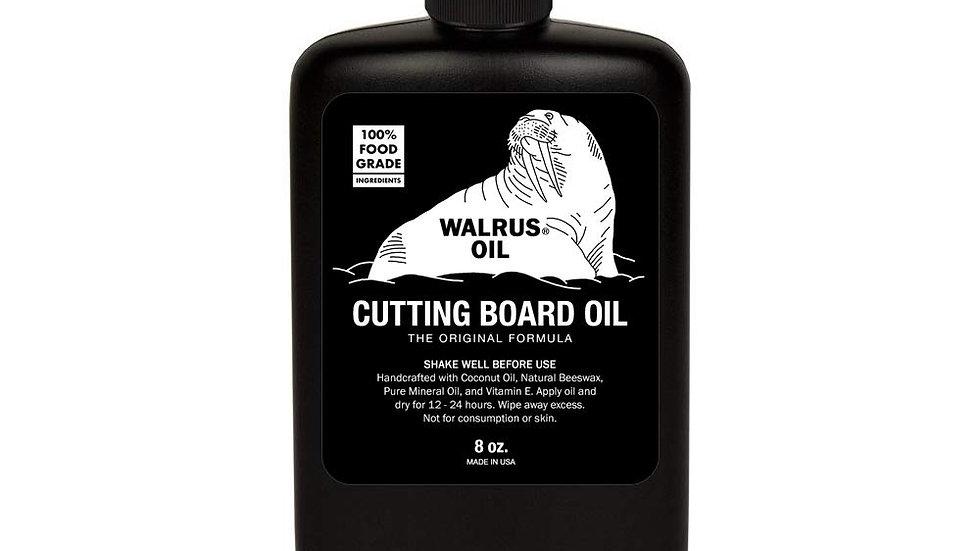 Walrus Cutting Board Oil 8oz