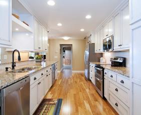 College City Kitchen Remodel