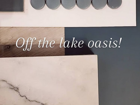 Off the Lake Oasis