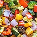 Vegetable roasted
