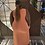 Thumbnail: Day Dress Ash Rose