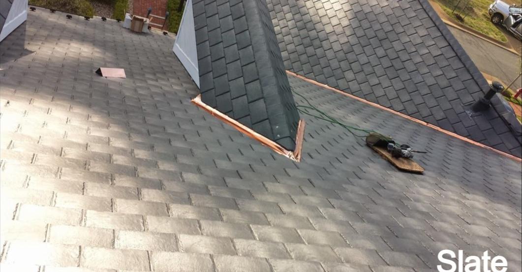 Slated Roofs