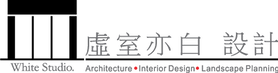 虛室亦白Logo