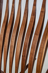 Al McClain Fine Wood Luxury Chair