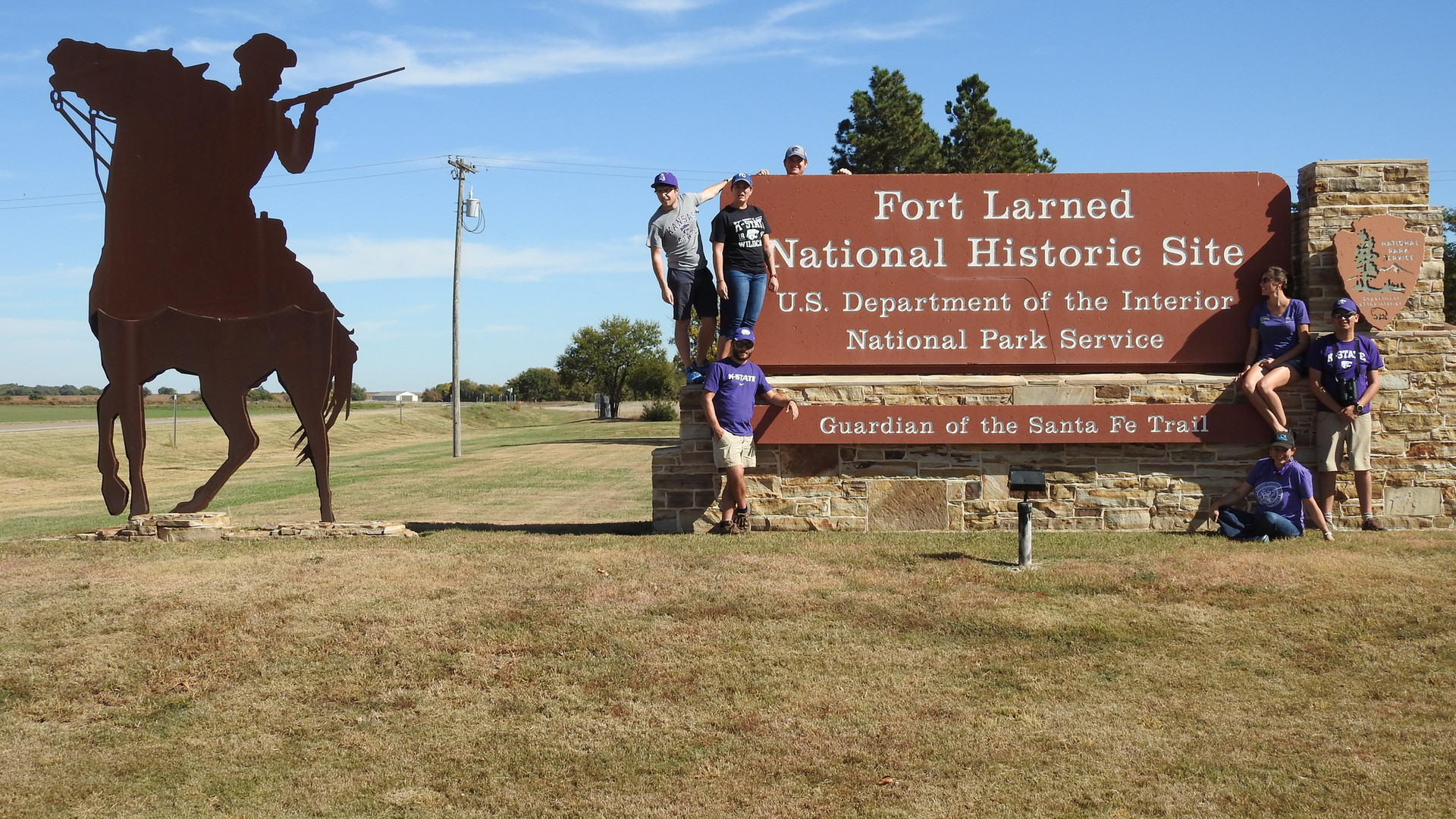 Fort Larned National Historic Site, KS