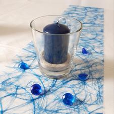 Kerzenglas für Stumpenkerzen