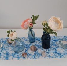 Väschen-Set in blau