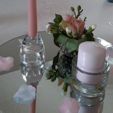 Kerzenhalter für Stab- und Maxiteelichter