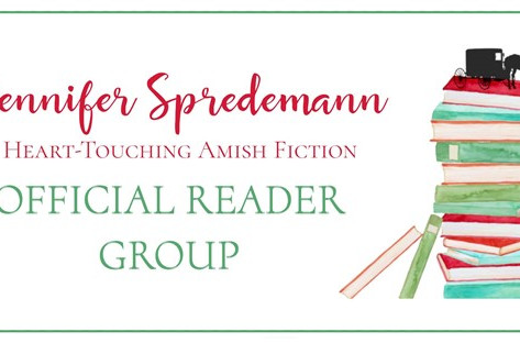 Want to join my reader group?