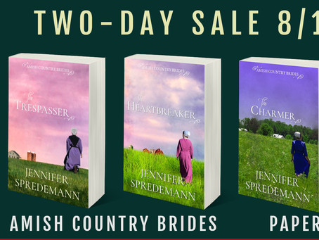 Amish Country Brides - Special SALE!
