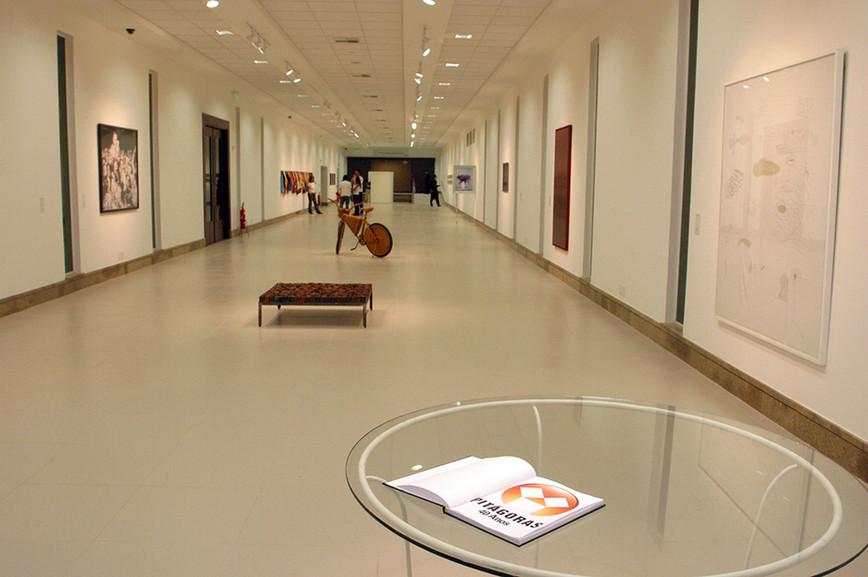 Colégio Pitágoras - Galeria de Arte - Unidade Cidade Jardim 01