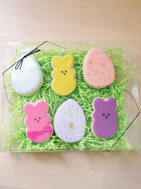 Peep & Egg Cookie Pack
