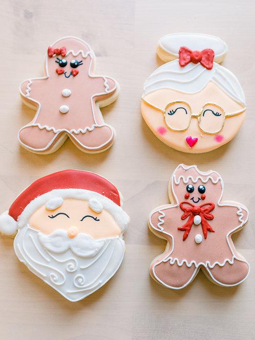 Adult Cookie Decorating Kit