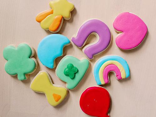 Lucky Charm Mini Cookie Set