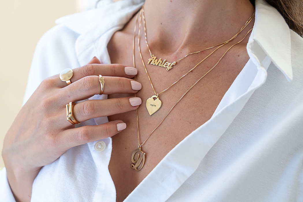Joulou / Jewelry Product Photography